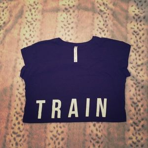 Train Insane Lorna Jane Crop Top